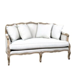 Eugene Loveseat Light Grey