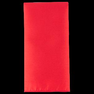 Napkin Red Shantung