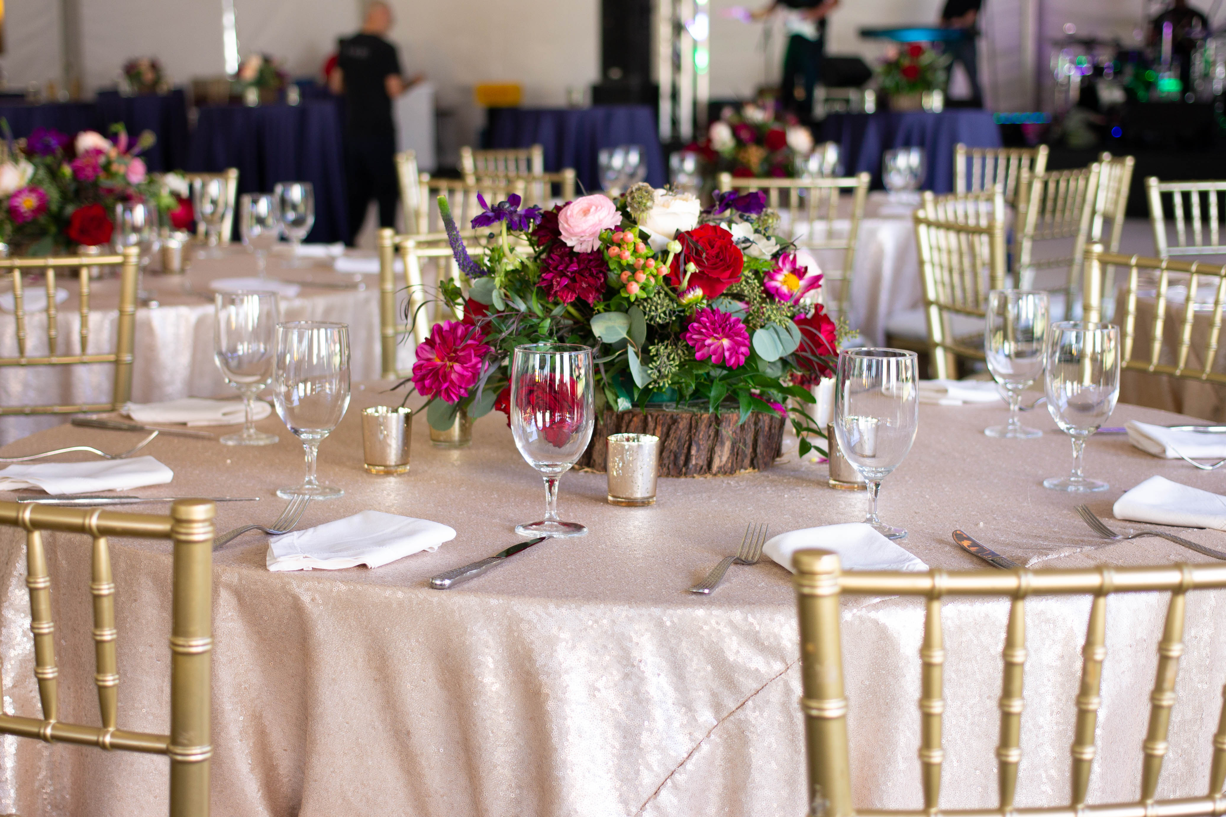 Table Top and Party Rentals