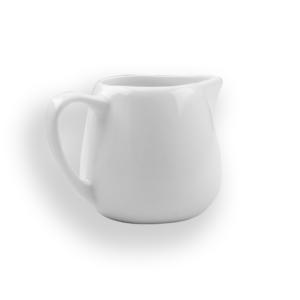 White Creamer Cup