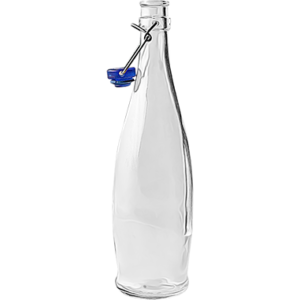 Glass Cruet 34oz