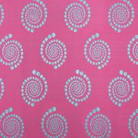 Pink Turquoise Kaleidoscope
