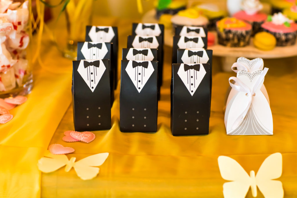 Event Budgeting Headcount Groomsmen Figurines