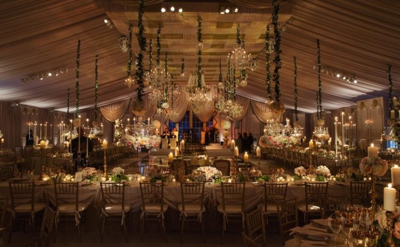 The Definitive Guide To Tenting Your Wedding Rless