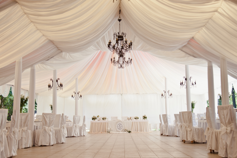 Marquee Tent for Wedding
