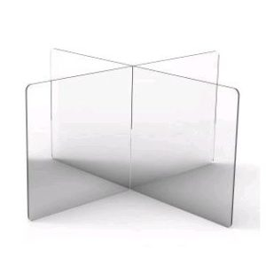 4 way table partition